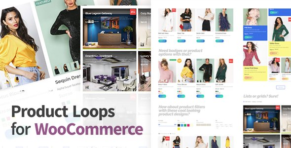 Product Loops for WooCommerce v.1.4.9 Nulled