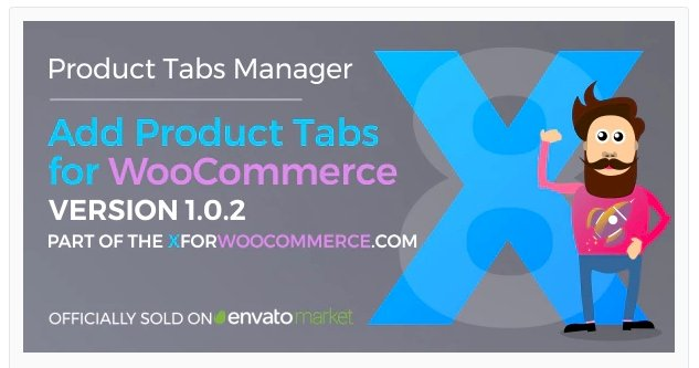 Add Product Tabs for WooCommerce v.1.2.1 Nulled