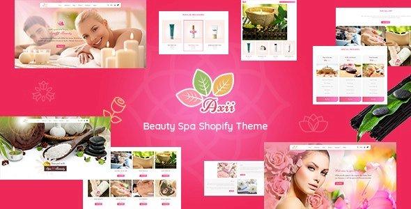Axii v1.1 – Beauty Shopify Theme
