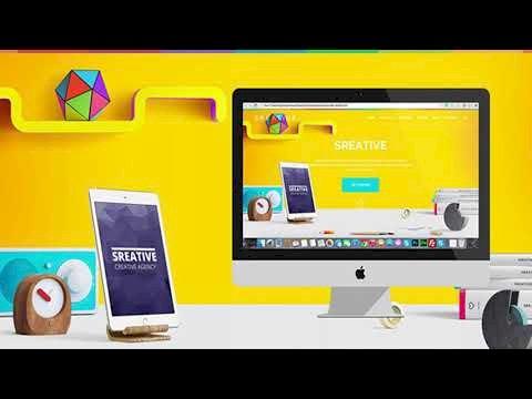 Sreative Nulled v.1.0.1 Digital Agency HTML Template Free Download