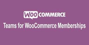 v.1.3.2.1 – Teams for WooCommerce Memberships Nulled Free Download