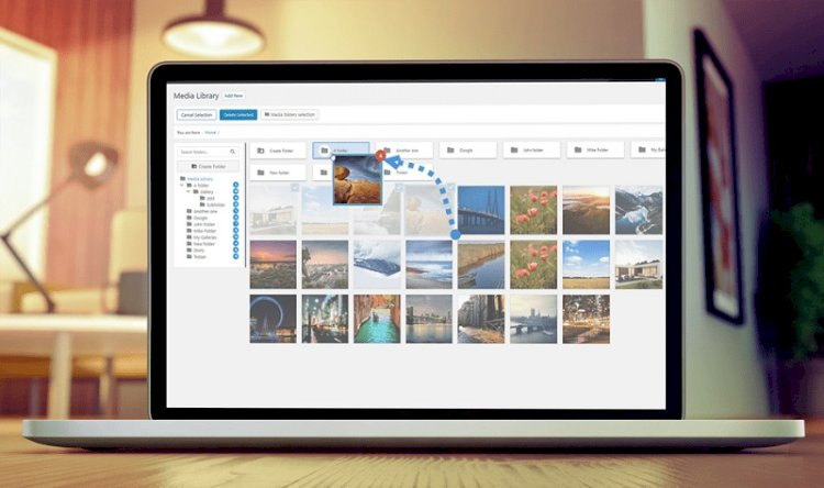 WP Media Folder – Media Manager with Folders v5.3.7 + Addons Updated
