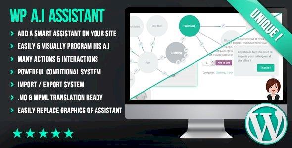 WP A.I Assistant – WordPress Plugin v2.902