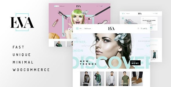 Eva – Fashion WooCommerce Theme v1.9.9
