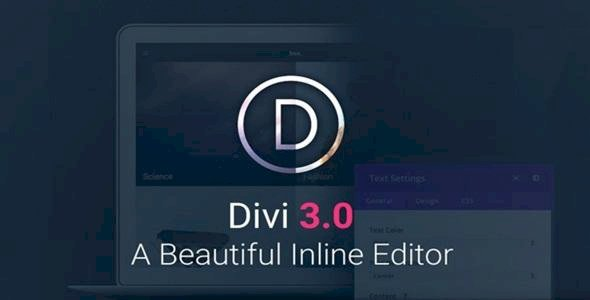 Elegant Themes Divi WordPress Themes v4.9.5