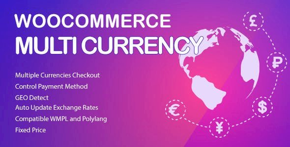 WooCommerce Multi Currency – Currency Switcher v2.1.13