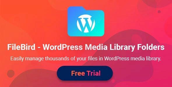 FileBird – WordPress Media Library Folders v4.7.9