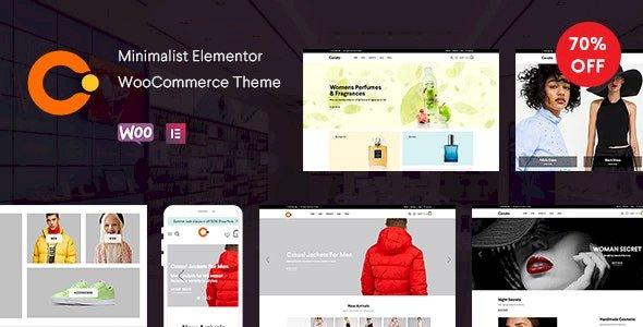 Cerato – Multipurpose Elementor WooCommerce Theme v2.2.9