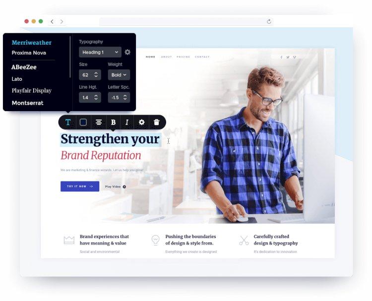 Brizy Pro – WordPress Builder Plugin v2.3.4 Nulled